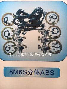 6M6S分体ABS